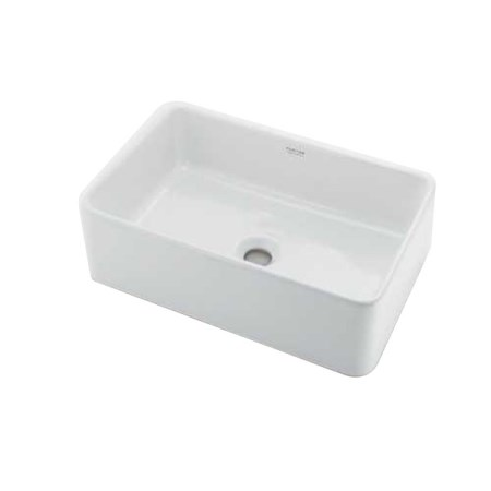 #CL-WBFC98834 角型洗面器【カクダイ 水道用品 補修 交換 洗面 手洗】