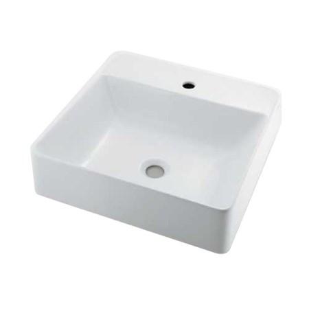 【ポイント10倍 4/9 20:00~4/16 1:59まで】#LY-493211 角型洗面器【カクダイ 水道用品 補修 交換 洗面 手洗】