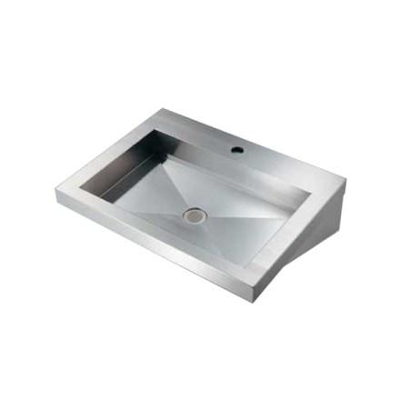 493-158 壁掛洗面器【カクダイ 水道用品 補修 交換 洗面 手洗】