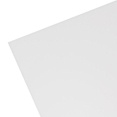 【送料無料】表示板、ディスプレイ、一般雑貨、ガラスの代用など アクリル板 白色 5mm厚 5418AW【ハイロジック 素材 アクリル 板】