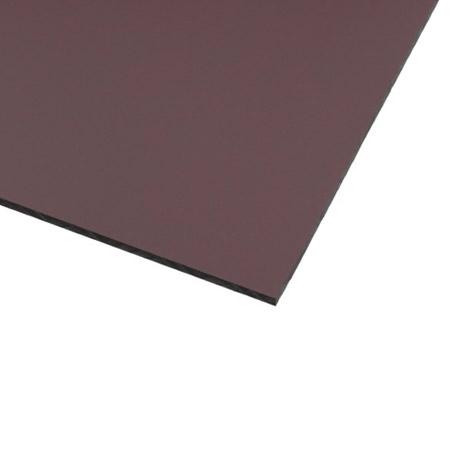 アクリル ブラウンスモーク 2mm厚 2412AB【ハイロジック 素材 アクリル 板】