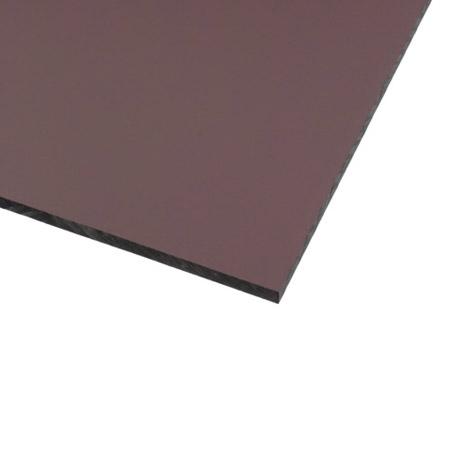 アクリル ブラウンスモーク 3mm厚 3712AB【ハイロジック 素材 アクリル 板】