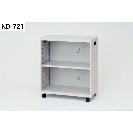 ナカバヤシ デスクターナH700mm ニューグレー ND-721ニユ-グレ-