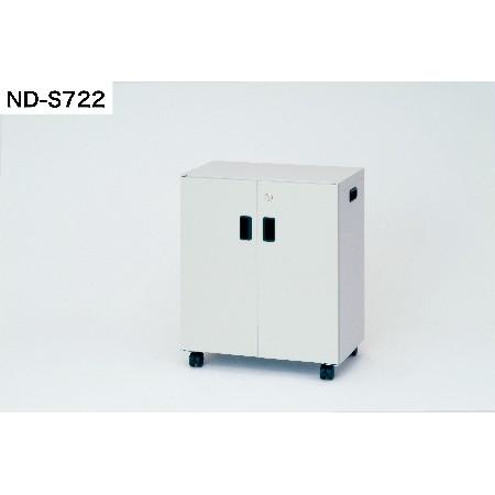 ナカバヤシ 鍵付セキュリティデスクターナ H600mm ND-S722  ニューグレー