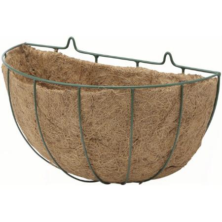 憧れのバスケットでお庭に花や緑を ウォールハンギングバスケット L お買い得品 NPM-W6L 好評受付中