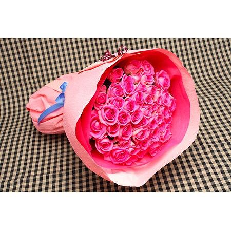 一度は贈られてみたい薔薇の花束 送料無料 人気ショップが最安値挑戦 激安通販ショッピング バラの花束50本入りピンク系 バラ花束薔薇薔薇の花束バラの花束ピンク誕生日還暦祝い記念日