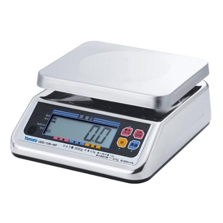 大和 完全防水形デジタル自動秤 UDS-1VN-WP-3