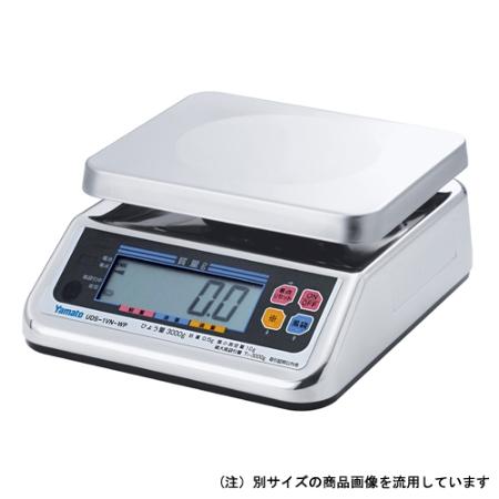 【返品?交換対象商品】 大和 完全防水形デジタル自動秤 UDS−1VN−WP−6【RCP】:アヤハディオ ネットショッピング-DIY・工具
