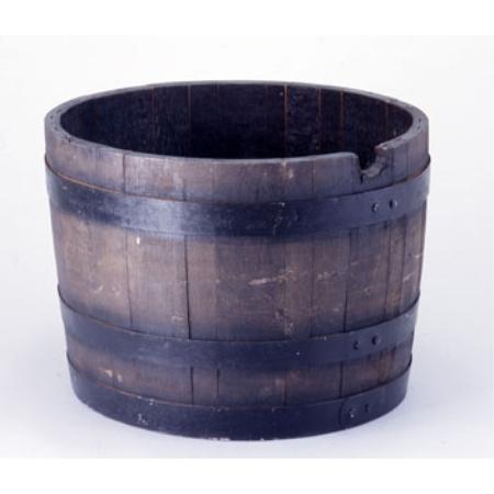 ウイスキー樽プランター H-60N