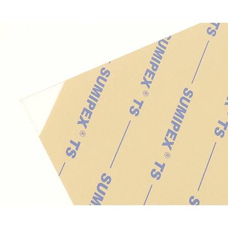 アクリル板 透明 900×1400ミリ×3ミリ KAC9143-1