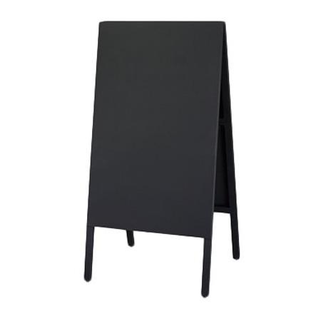スタンド黒板オールブラックタイプ  TBD120-1