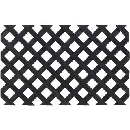 あす楽対応 境界フェンスを簡単リフォーム 人気の製品 枠ナシラティス950×590KG-003CGチャコールグレー 最新号掲載アイテム