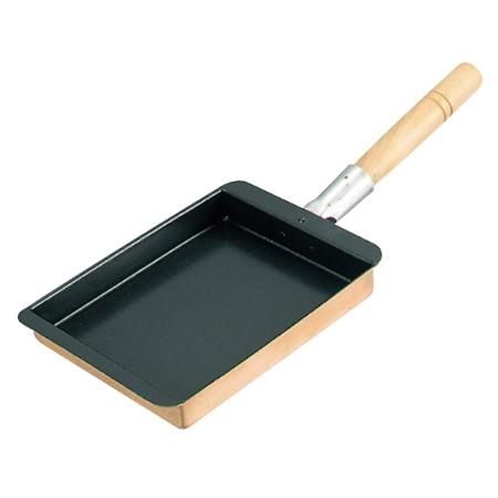 代引き人気 EBM 銅 玉子焼 玉子焼 銅 EBM 関西型(フッ素樹脂加工)16.5cm, 中古工具の買取、販売 キラクヤ:d0e469d2 --- hortafacil.dominiotemporario.com