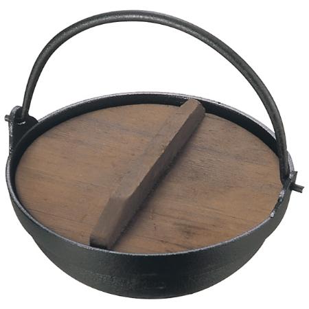 EBM アルミ 田舎鍋 30cm