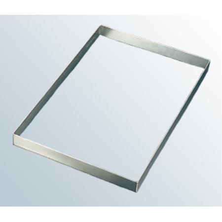 EBM18-8角型ケーキリング570×370×H40