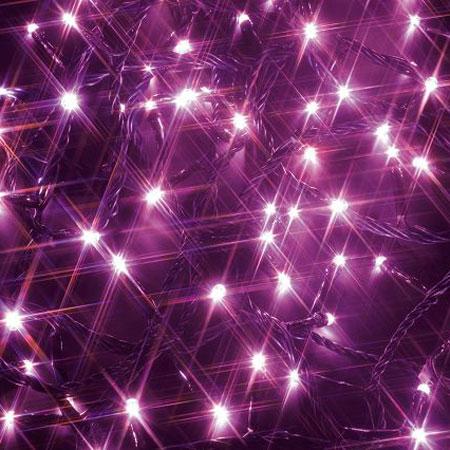 イルミネーション ストレート 200球 LIT-ST200P ピンク 【タカショー イルミネーション led 屋外用 イルミネーション ストレート 200球 LIT-ST200P ピンク 】