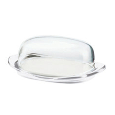 グッチーニ バターディッシュ 224200 00クリア【guzzini バター バター皿 バター保存 テーブルウェア】