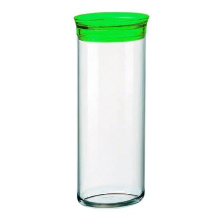 グッチーニ オーバルジャー 1900 274131 44グリーン【guzzini 保存容器 タッパー タッパウェア 密閉容器 密封容器 調理器具 キッチングッズ】