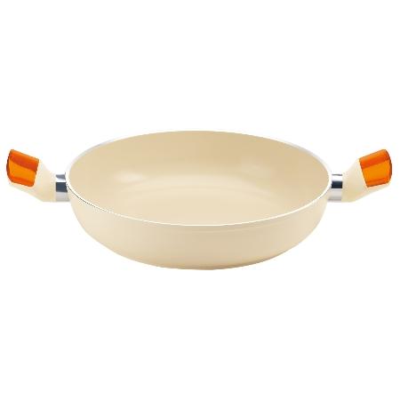 グッチーニ キャセロール24cm 228000 45オレンジ【guzzini 鍋 深型 調理器具】