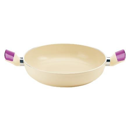 グッチーニ IHキャセロール24cm 228010 01バイオレット【guzzini 鍋 キャセロール 浅型 調理器具 IH】