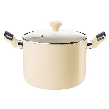 グッチーニ ストックポット 228400 22グレー【guzzini 鍋 深型 調理器具】