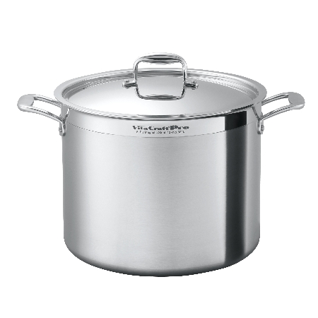 ビタクラフトプロ寸胴鍋28cmNo.0214【ビタクラフト鍋キッチン厨房調理器具】