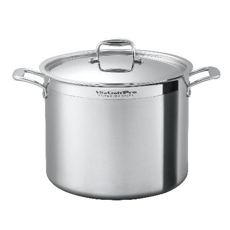 ビタクラフトプロ寸胴鍋30cmNo.0215【ビタクラフト鍋キッチン厨房調理器具】