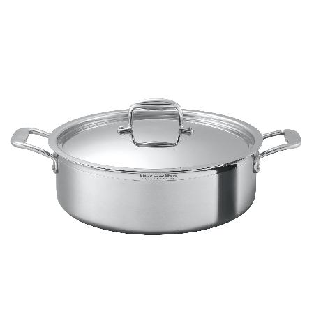 ビタクラフトプロ 外輪鍋 24cm No.0233【ビタクラフト 鍋 キッチン 厨房 調理器具】