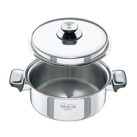 ビタクラフト ウルトラ 両手鍋 9504 4.0L【ビタクラフト 鍋 キッチン 厨房 調理器具】
