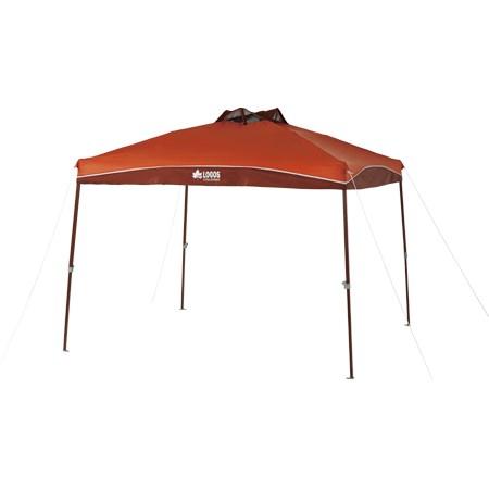 Qセットタープストロング PRO 270-N【ロゴス キャンプ テント タープ アウトドア バーベキュー レジャー】