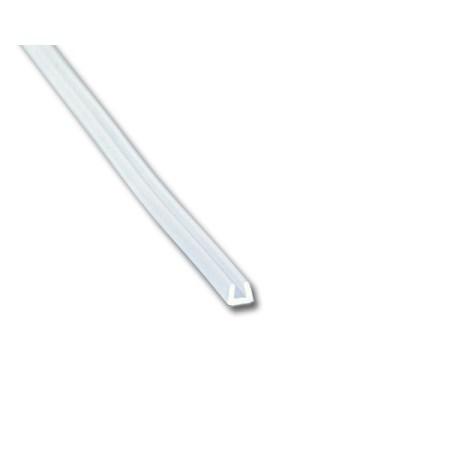 シリコン角溝 8.5×5.8 100m巻 SCK5-100【光 素材 ゴム 防音 防振】