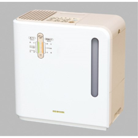 気化ハイブリッド式加湿器(イオン無) ARK-500-Uベージュ【アイリス 暖房用品 電化製品 家電 あったか家電 加湿器 気化式 加湿 ハイブリッド】