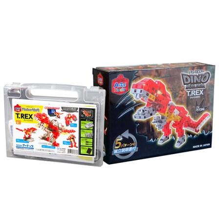 Artecブロックロボティスト T-REX(品番:76676)【アーテック おもちゃ 玩具 ブロック】