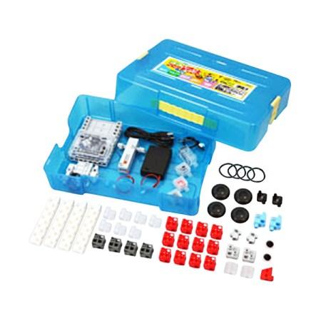 うきうきロボットプログラミングセット(品番:76677)【アーテック おもちゃ 玩具 ブロック】