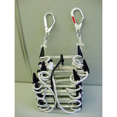 ロープ式避難はしごBN-10(10mタイプ)