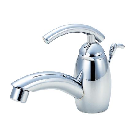 シングルワンホール洗面混合栓 K474PJV 混合水栓【smtb-k】