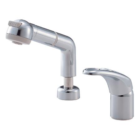 シングルスプレー混合栓(洗髪用) K3761JV-C 混合水栓【smtb-k】