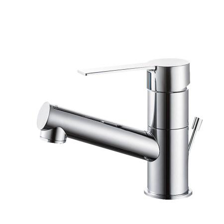 シングルワンホール洗面混合栓 K475PJKZ-1-13【三栄水栓 SANEI K475PJKZ-1-13 水道用品 混合栓 洗面用】