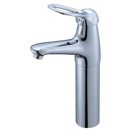シングルワンホール洗面混合栓(寒冷地用 K4770NJK-2T-13【三栄水栓 SANEI K4770NJK-2T-13 水道用品 混合栓 洗面用】