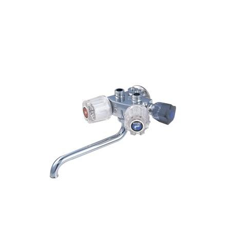 ソーラ水栓 K1619-13【三栄水栓 SANEI K1619-13 水道用品 混合栓 風呂用】