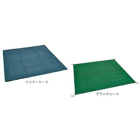 テントシートセット 300【コールマン アウトドア テント シート マット インナーシート】