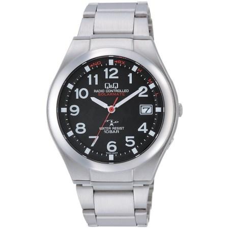 アナログ電波ソーラー HG12-205【シチズン Q&Q 腕時計 ウォッチ 電波ソーラー】