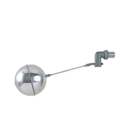 横形ステンレスボールタップ V435-13【三栄水栓 SANEI V435-13 水道用品 トイレ用品ボールタップ】