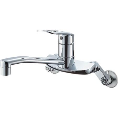 シングル混合栓 K2710EK-13【三栄水栓 SANEI K2710EK-13 水道用品 混合栓台所用】