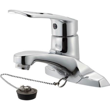 シングル洗面混合栓 K5710EV-13【三栄水栓 SANEI K5710EV-13 水道用品 混合栓洗面用】