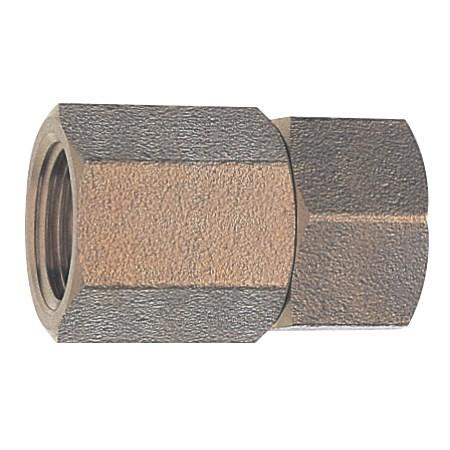 ナット部分が回転するので共回りがありません 蔵 回転ニップル T811-13X13 お値打ち価格で 三栄水栓 配管用品配管継手 水道用品 SANEI
