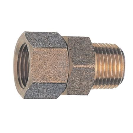 オスニップル部が回転するので共回りがありません 回転ニップル T812-13X13 三栄水栓 おすすめ特集 信用 配管用品配管継手 水道用品 SANEI