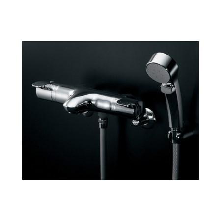 カクダイ サーモスタットシャワ混合栓 173-231K【カクダイ KAKUDAI 173-231K 水道用品 混合栓 デザイン水栓】