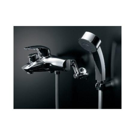 カクダイ シングルレバーシャワ混合栓 143-012【カクダイ KAKUDAI 143-012 水道用品 混合栓 デザイン水栓】