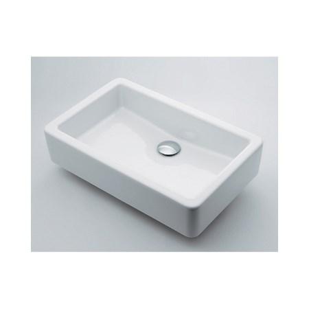 カクダイ 角型洗面器 #DU-0455600000【カクダイ KAKUDAI #DU-0455600000 水道用品 洗面用部品 洗面器・手洗器】